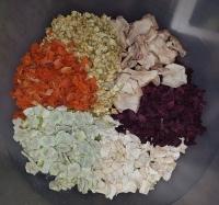 Gemüsebasis - ab 50 g